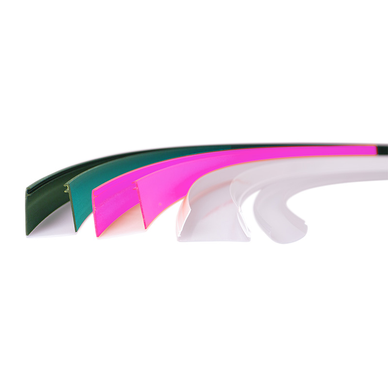 3B PROFILES PROFILI CURVI curved profiles